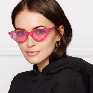[ nwt ] Le Specs The Last Lolita Sunglasses